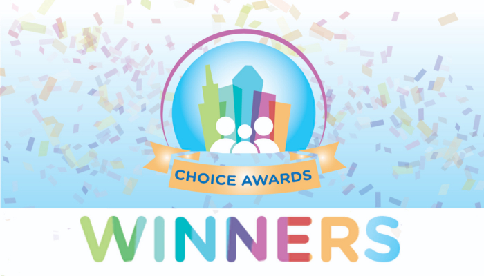 Triad Mom's on Main Choice Awards